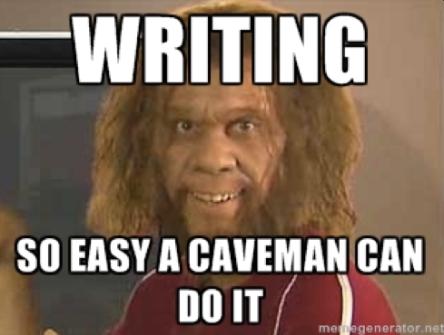 Geiko Caveman.