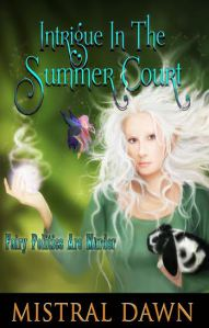 MISTRAL Intrigue In The Summer Court Cover