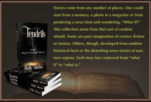 HOLLY image of Tendrils blurb