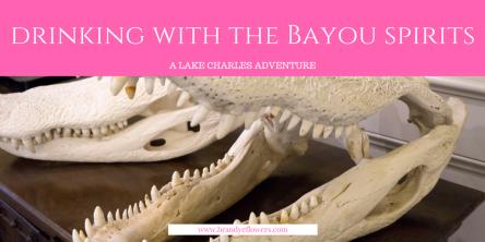 drinking with the bayou spiritstw